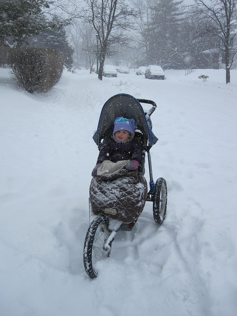 9 Must-haves To Get Through A Canadian Winter With Baby