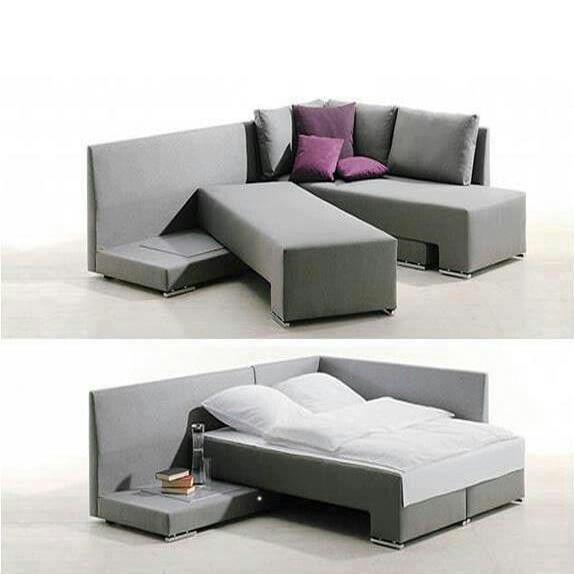 sofa đa năng góc chữ L
