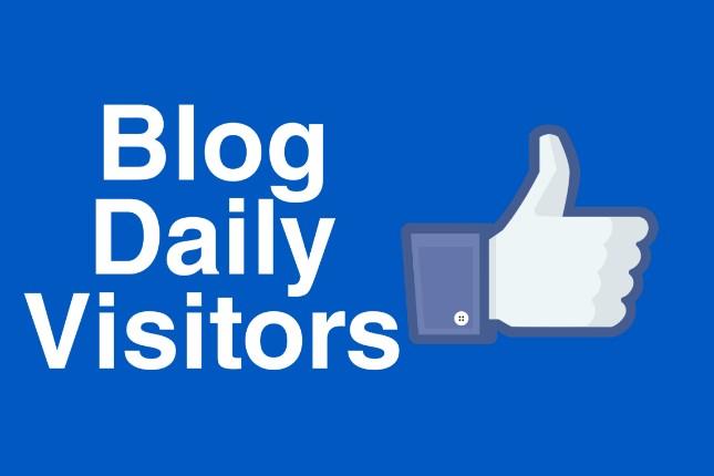 blog views from Facebook