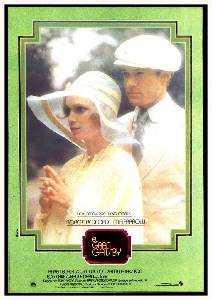 El gran Gatsby (1974, Jack Clayton)