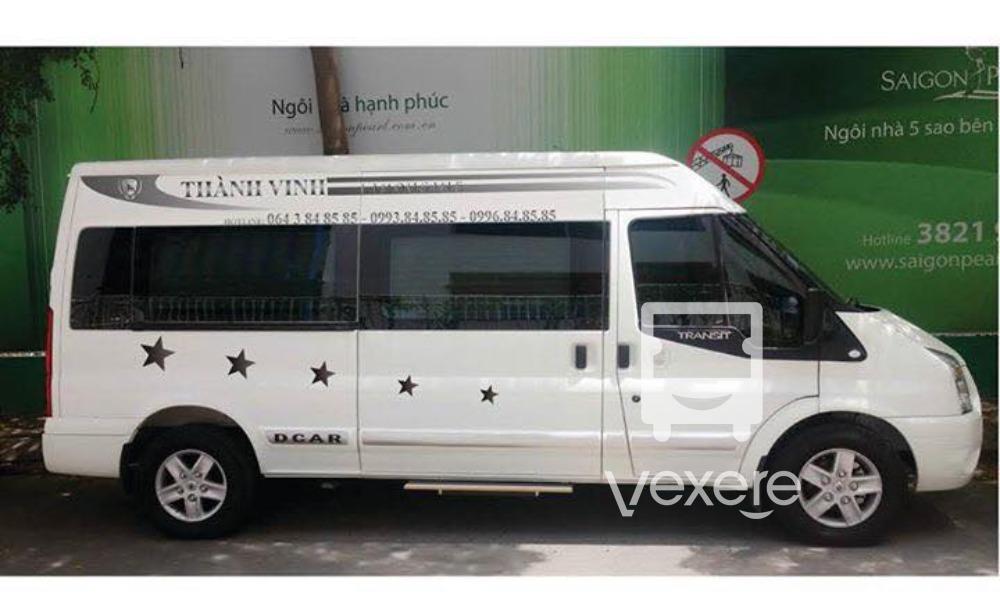 Xe limousine đi Vũng Tàu: Thành Vinh