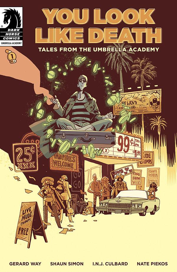 You Look Like Death: Tales from the Umbrella Academy #1 :: Profile ...