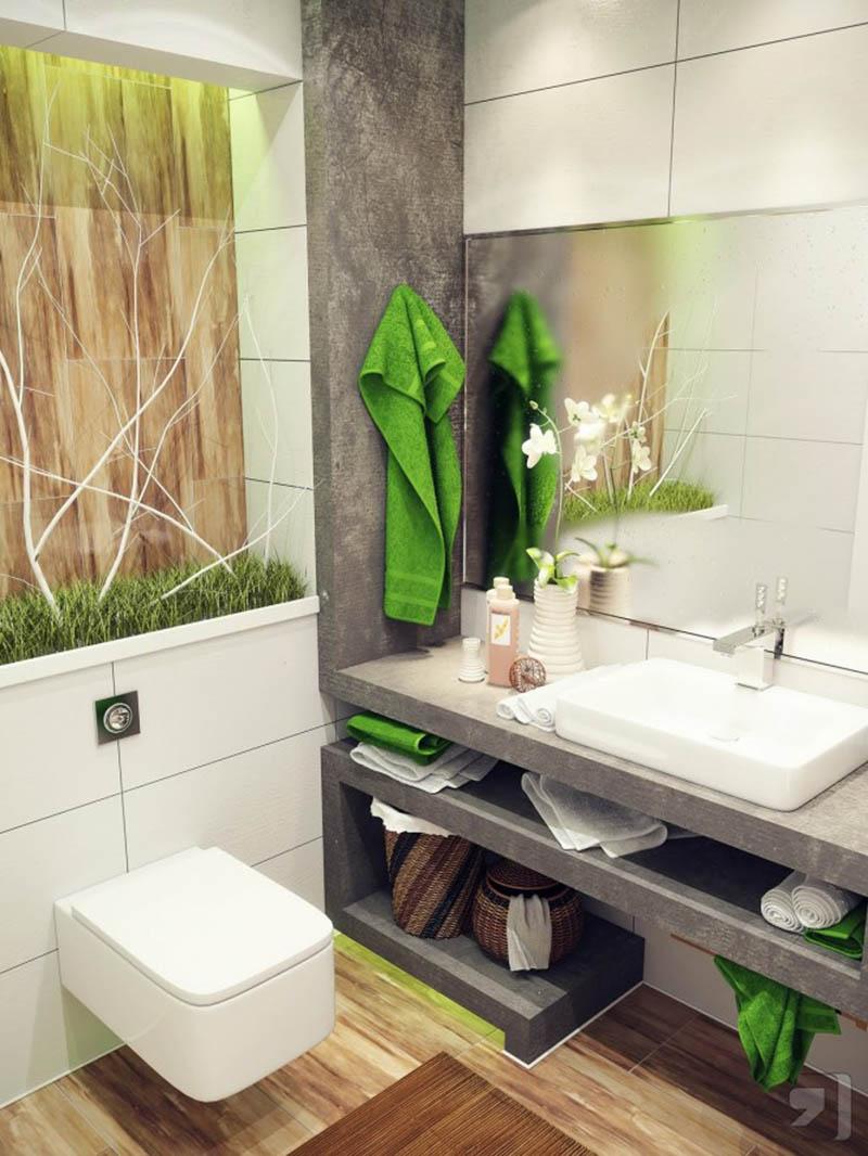 Phòng ngủ có nhà vệ sinh khép kính 2