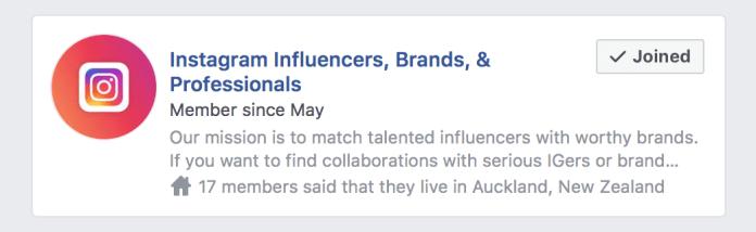 Best Influencer Groups