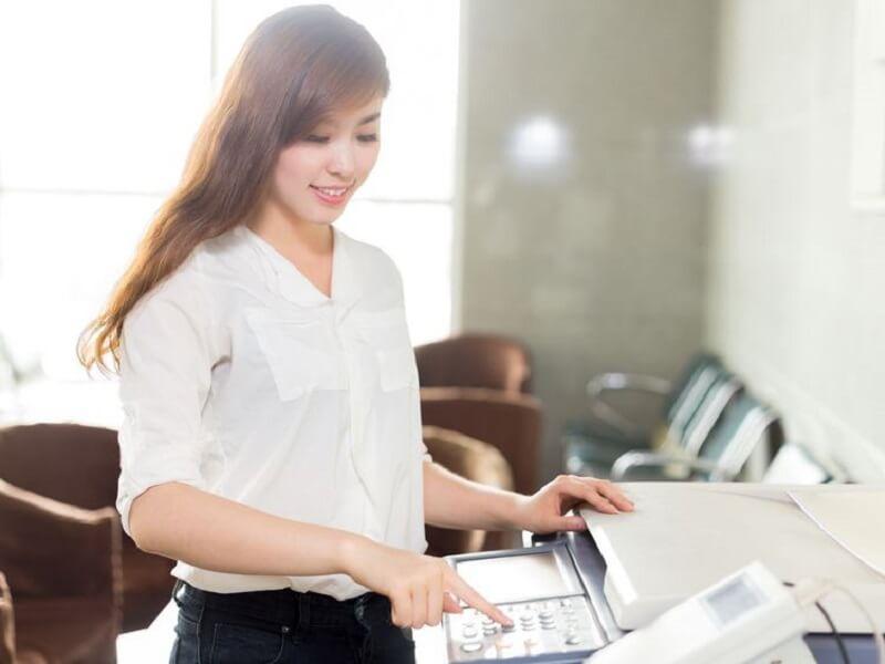 Quyền lợi có được khi thuê máy photocopy tại Đức Lan