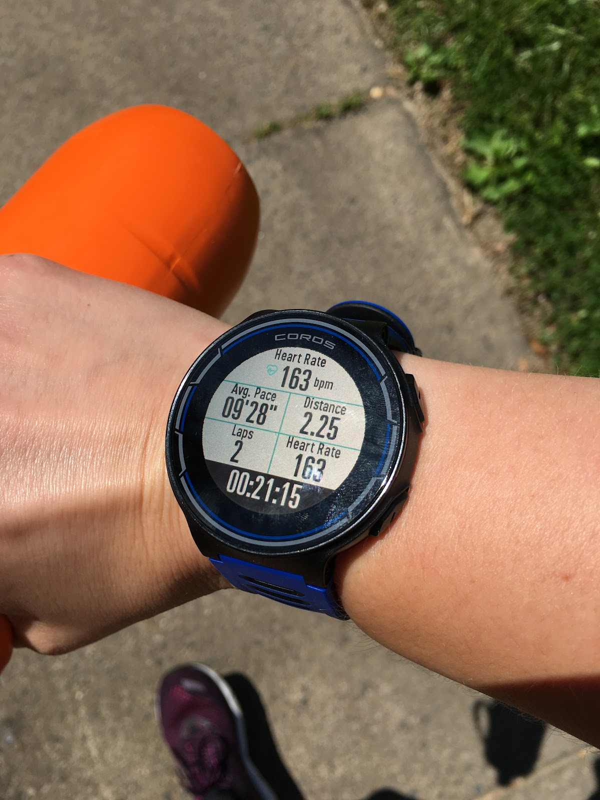 Road Trail Run: COROS Pace Multisport GPS Watch Review-Watch