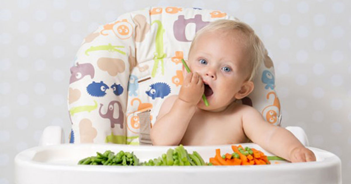 Vaccine Panda's tips to introduce solids to babies