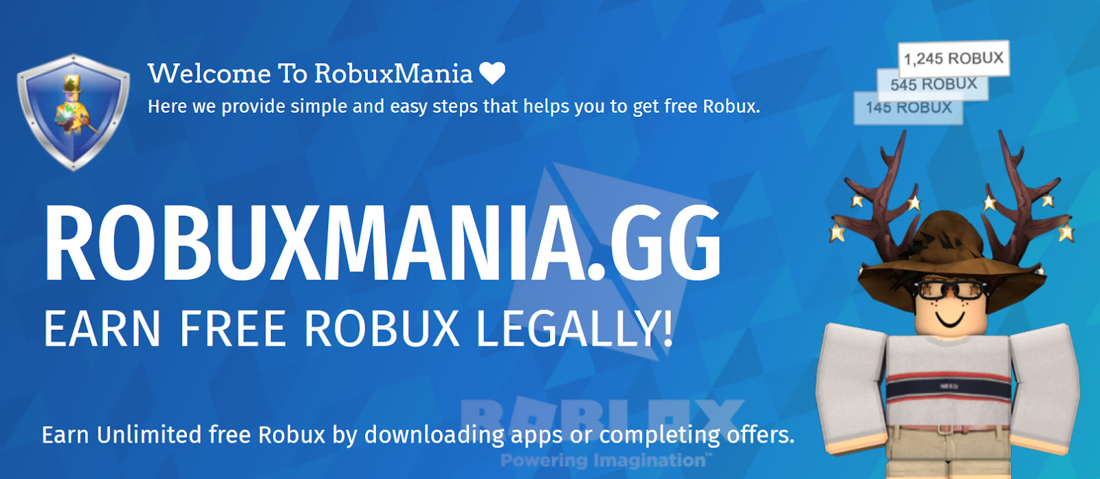 Free Robux Generator Full Guide How To Unlimited Free Robux 100