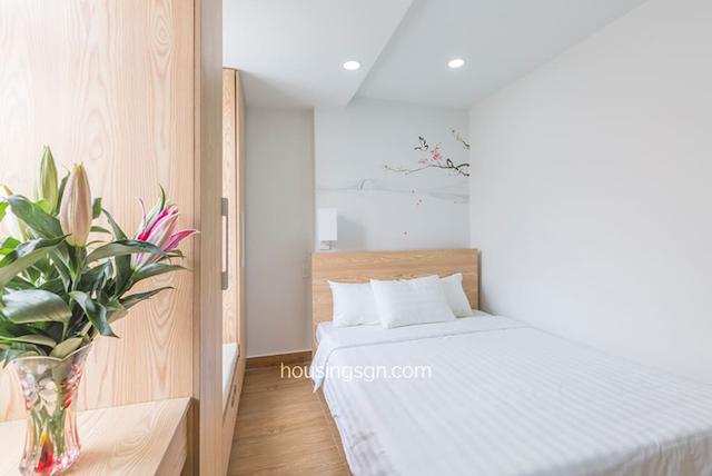 Căn hộ studio tại đường Nguyễn Trung Ngạn trang bị đầy đủ nội thất
