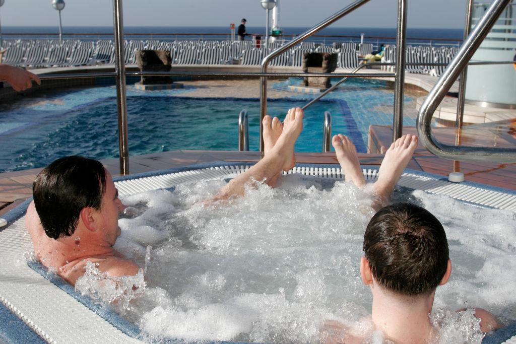 Hot tubs are gross, and I'll tell you why...