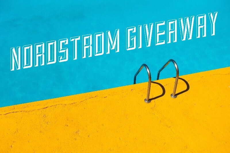Nordstrom rack gift card sweepstakes and giveaways