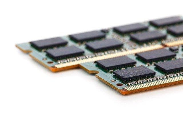 RAM memory chips