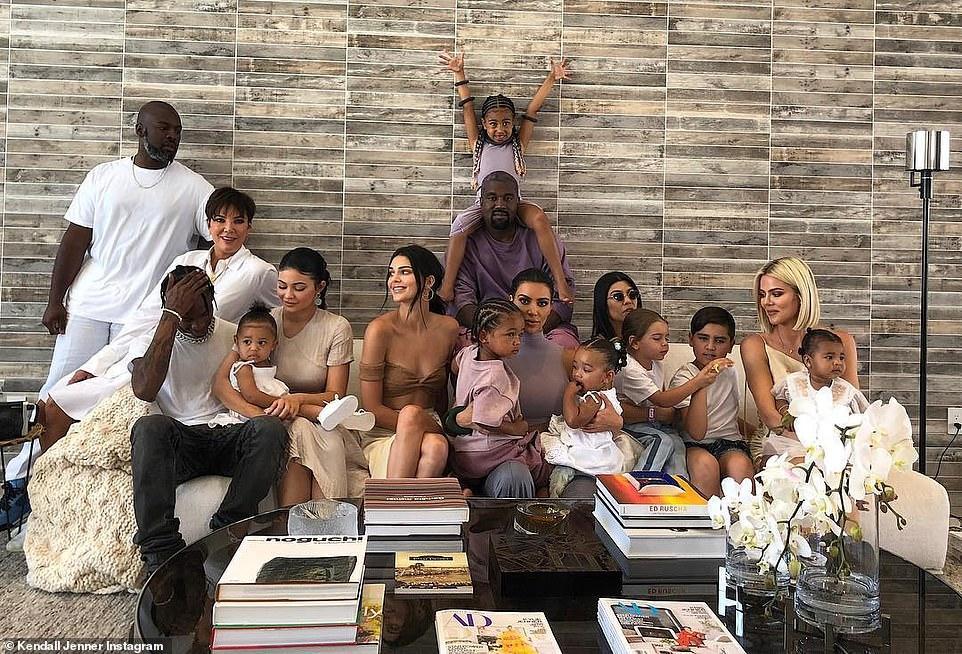Description: Image result for full kardashian and jenner family