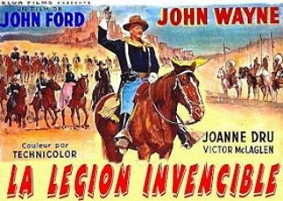La legión invencible (1949, John Ford)