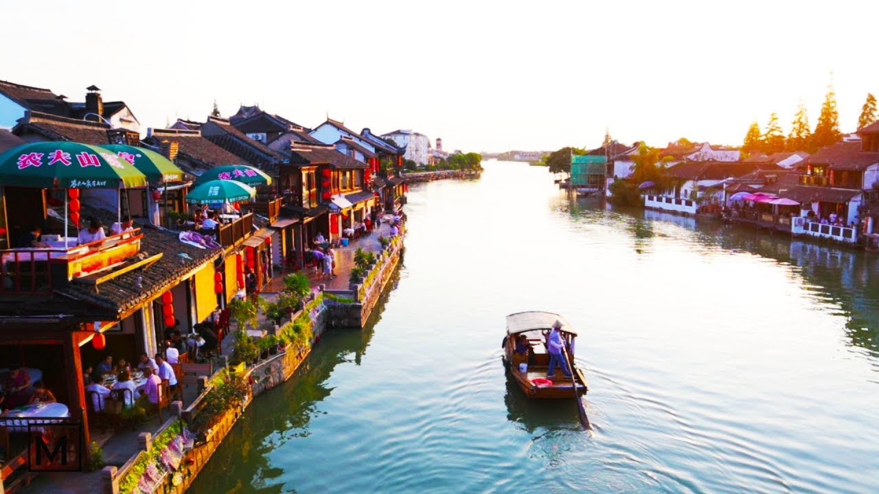 China's Water Towns