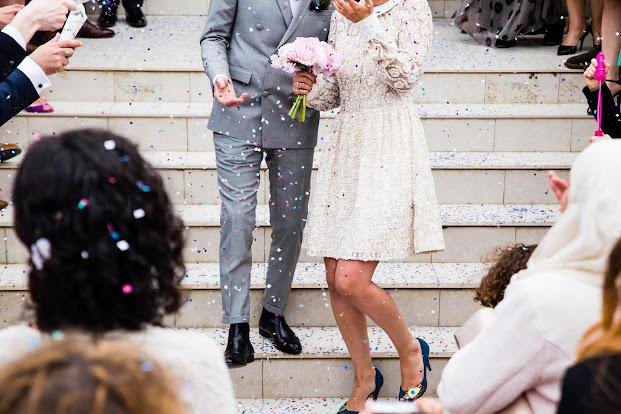 wedding ideas - reception exit - wedding ideas blog by K'Mich - wedding planning services - wedding inspiration