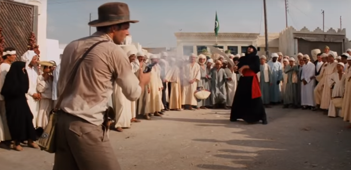 7 Famous Movie Scenes Which Were Never In The Script