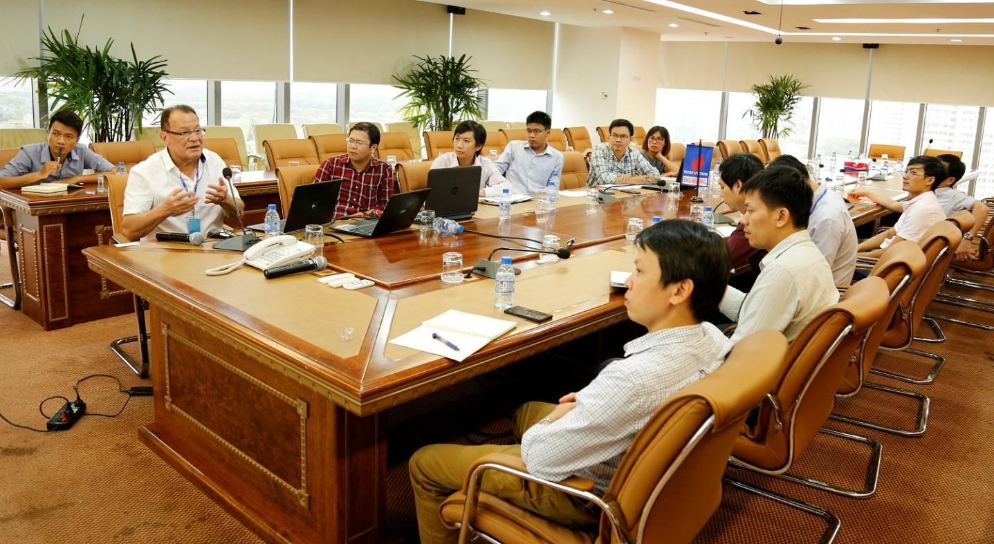 Dấu ấn Việt Nam trong tư vấn thiết kế dầu khí