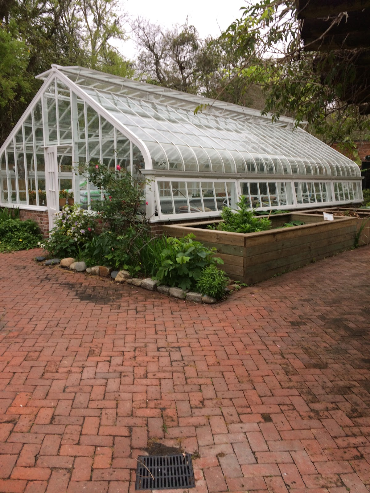 Original Sears Greenhouse At Longue Vue House U0026 Gardens
