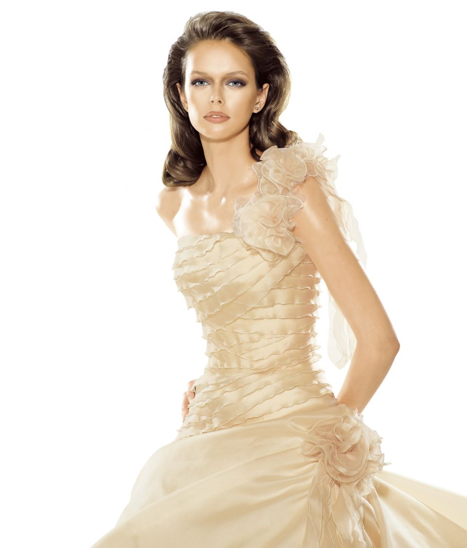 Vestidos de Novia Champagne, parte 2
