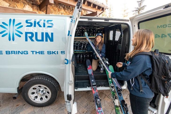 Ski Rentals Delivery Park City