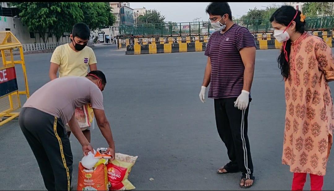 Humanitarians During COVID-19 Pandemic