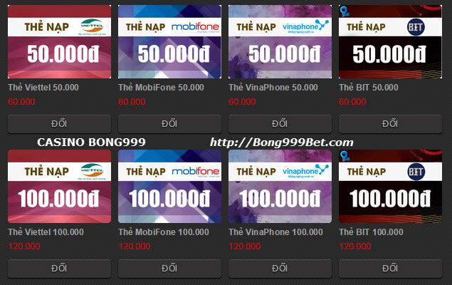 Cá độ bóng đá online trực tuyến bằng thẻ điện thoại, miễn phí