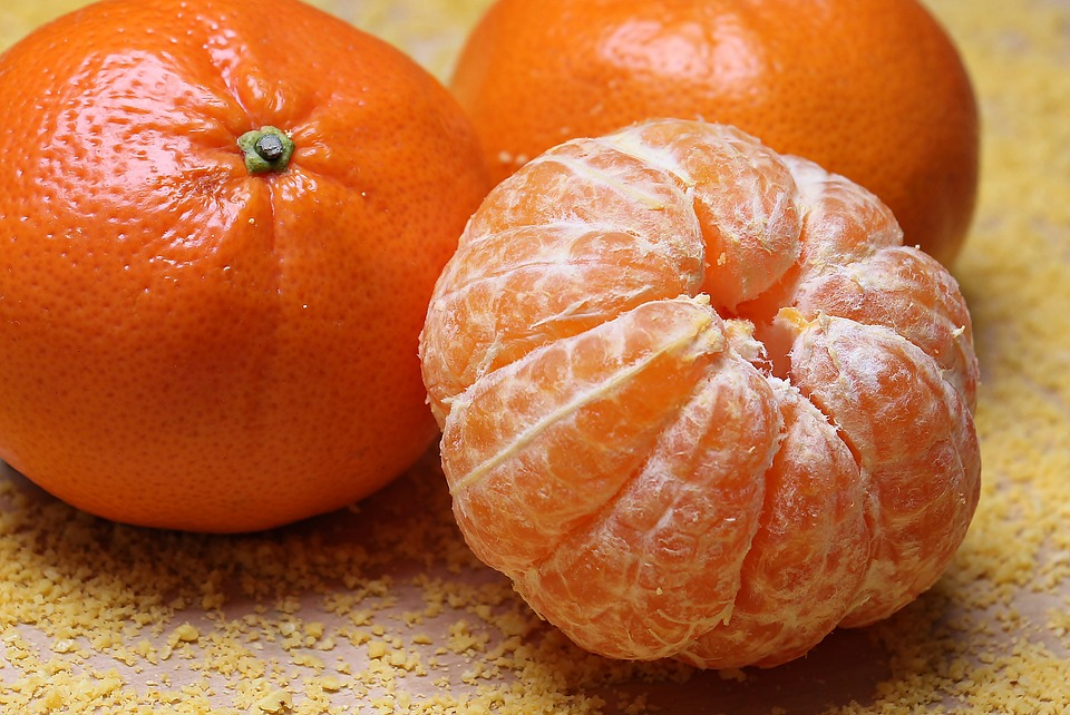 Types of Citrus Fruits