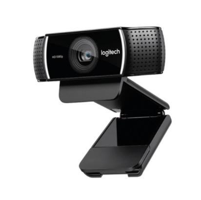 1. Logitech Pro Stream Webcam C922