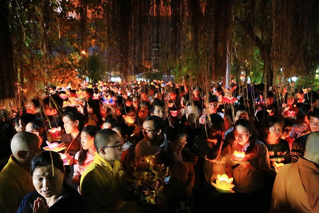 5 ngôi chùa được Phật tử tới nhiều nhất trong lễ Vu Lan tại TPCHM