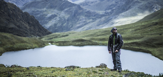 Black Diamond Trek até Machu Picchu