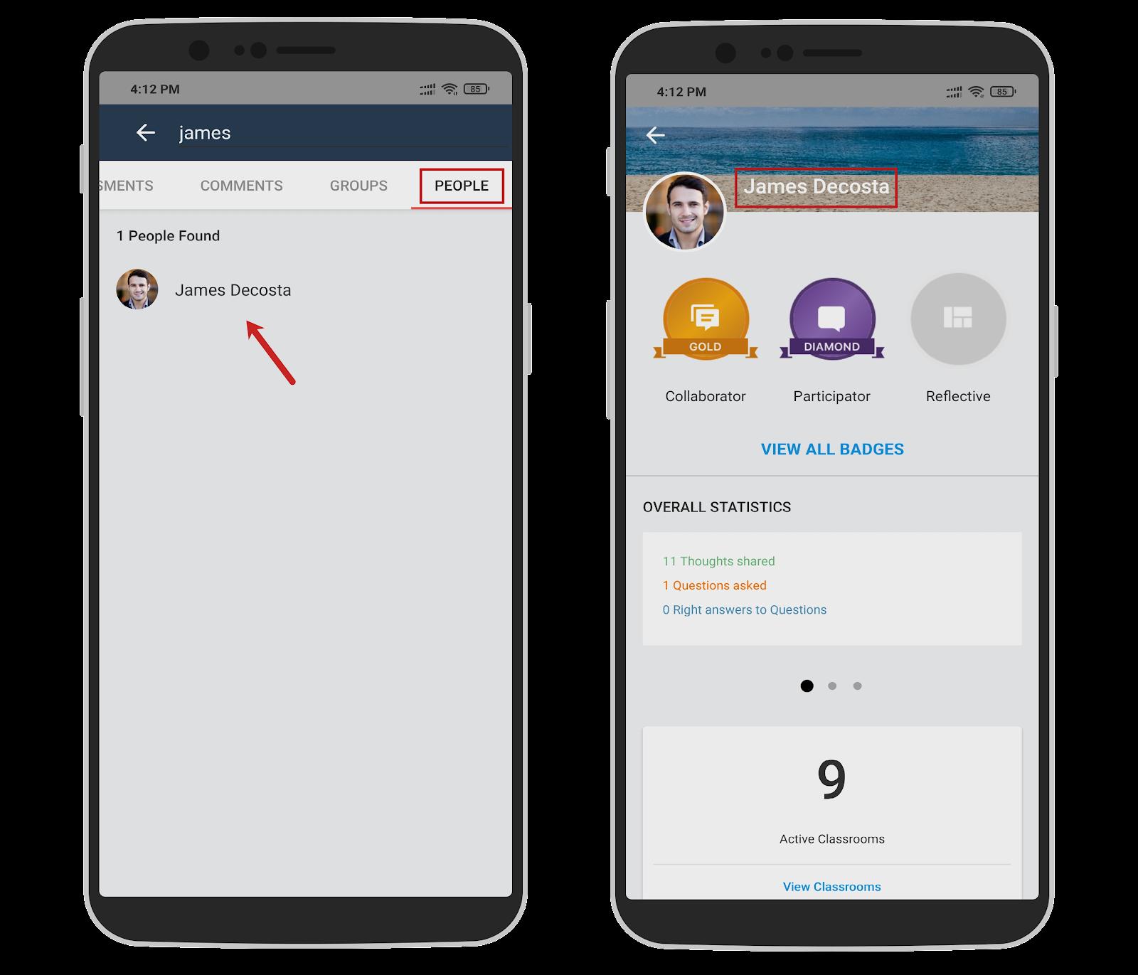 Teamie Mobile Apps Update