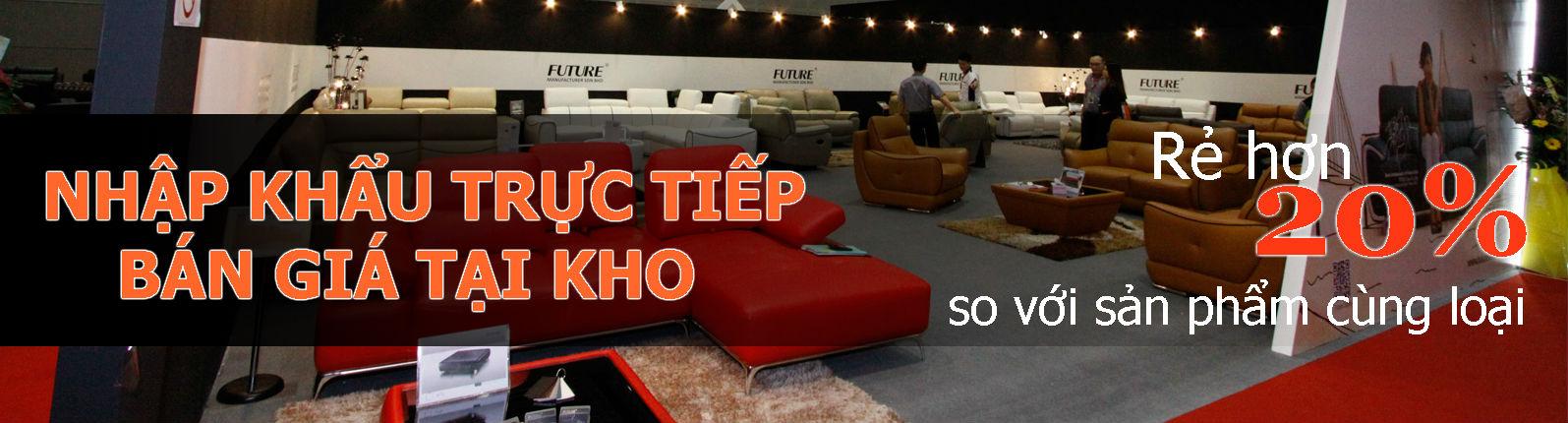 Sofa da góc chữ L Future Model 7051 giảm giá 40% saigonsofa.com