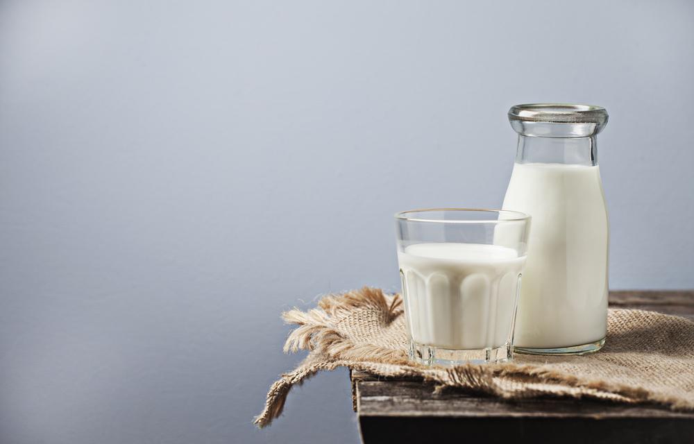 得舒飲食原則:補充奶類