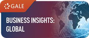 Cơ sở dữ liệu Gale Business Insights: Global