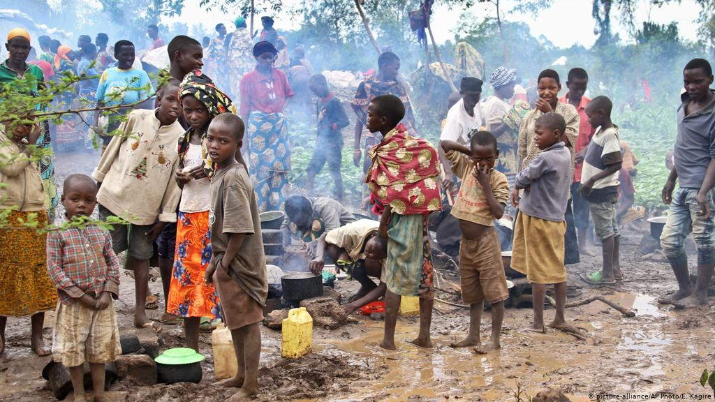 Burundian refugees in Uganda too scared to go home | Africa | DW |  20.02.2017