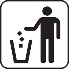 Image result for rubbish bins clipart
