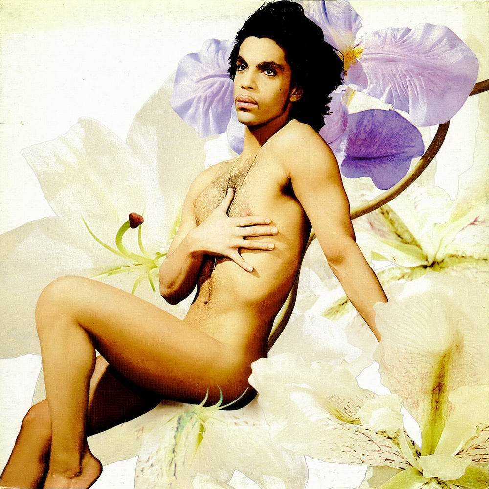 Prince - 'Lovesexy' cover art