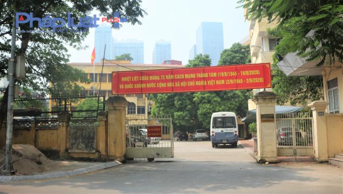 TAND tối cao Hà Nội xin bán trụ sở cũ, nhưng Thủ tướng không đồng ý - Ảnh 1