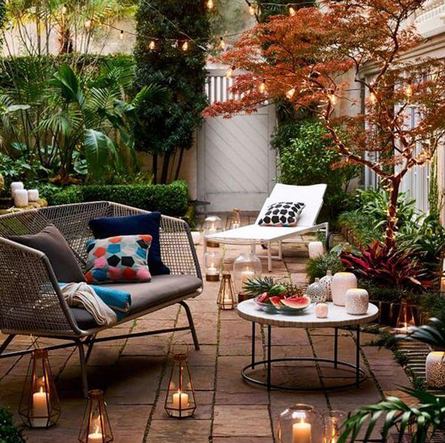 22 small garden ideas: top tips for a small garden