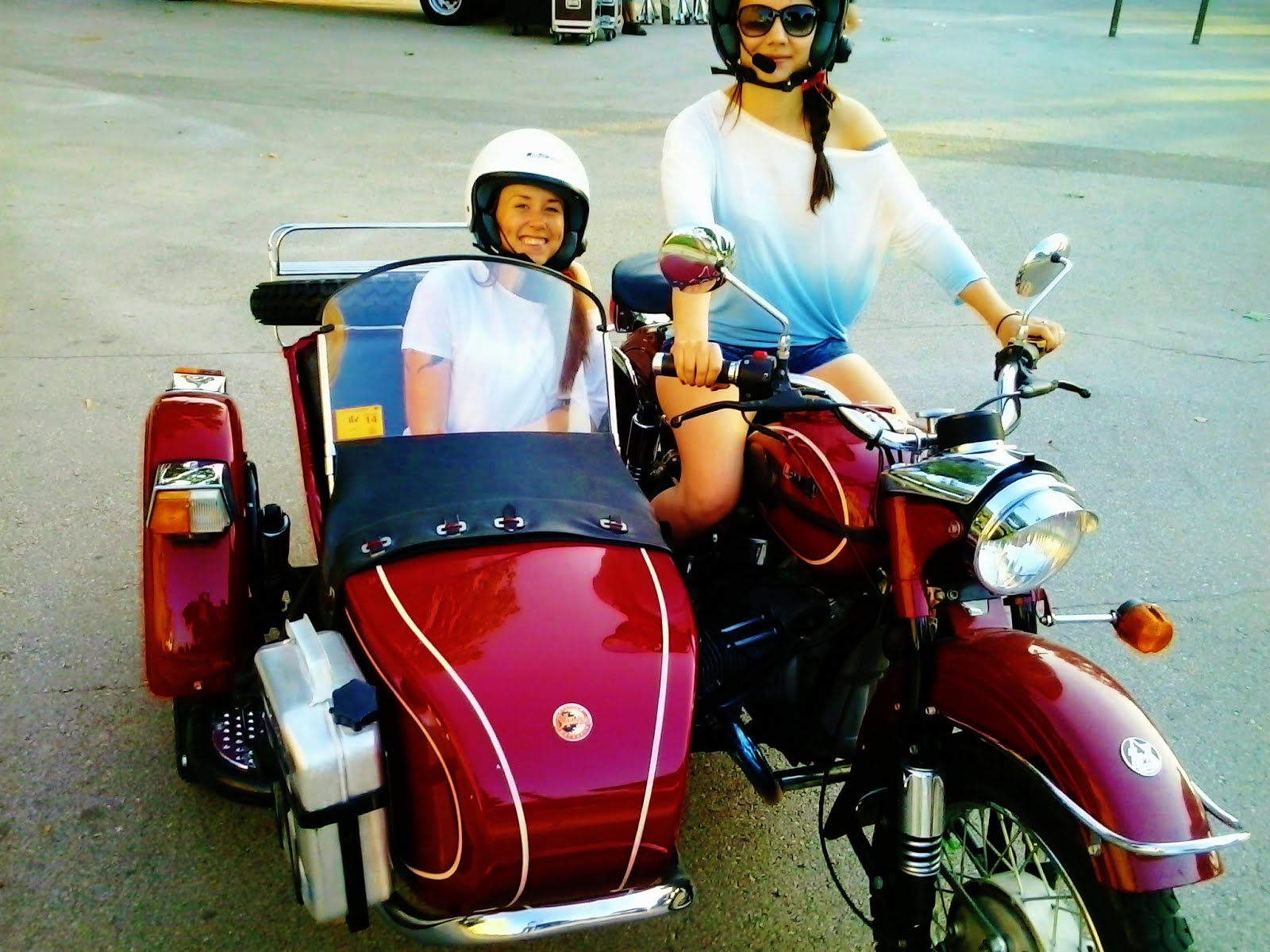 Barcelona Sidecar Tours offer all guests of RentTheSun an additional 15 minutes for free!!