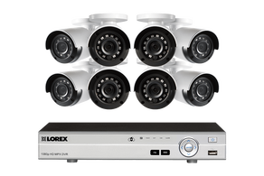 LX1080-88 home or business security system