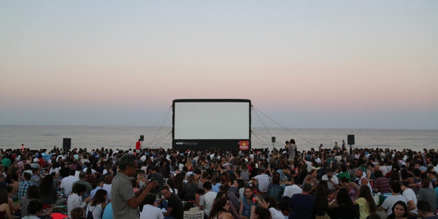 Cinema-lliure Barceloneta