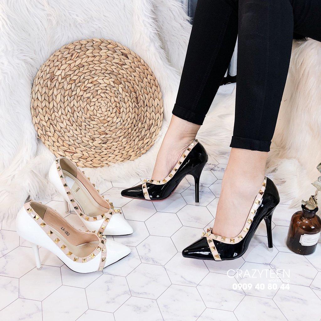 Mẫu giày cao gót chất lượng