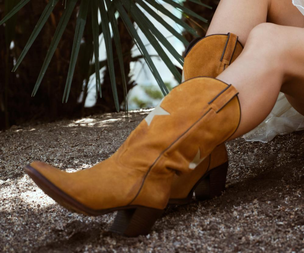 Types of cowboy and cowgirl boots