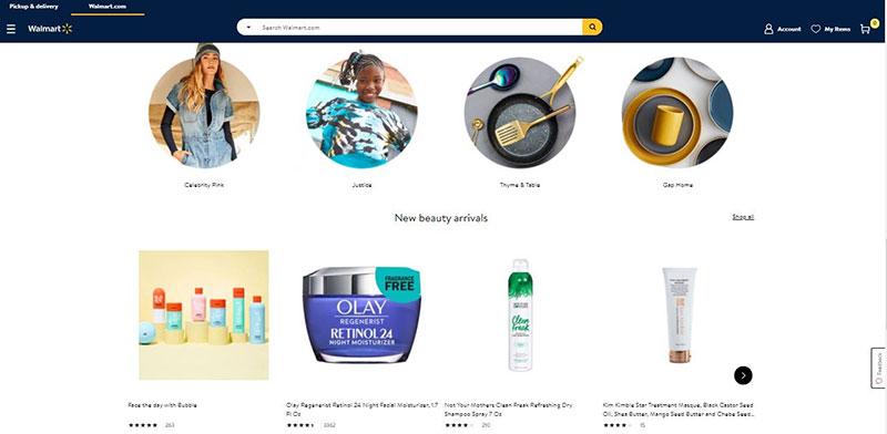 Mua trực tiếp tại shop online của các thương hiệu