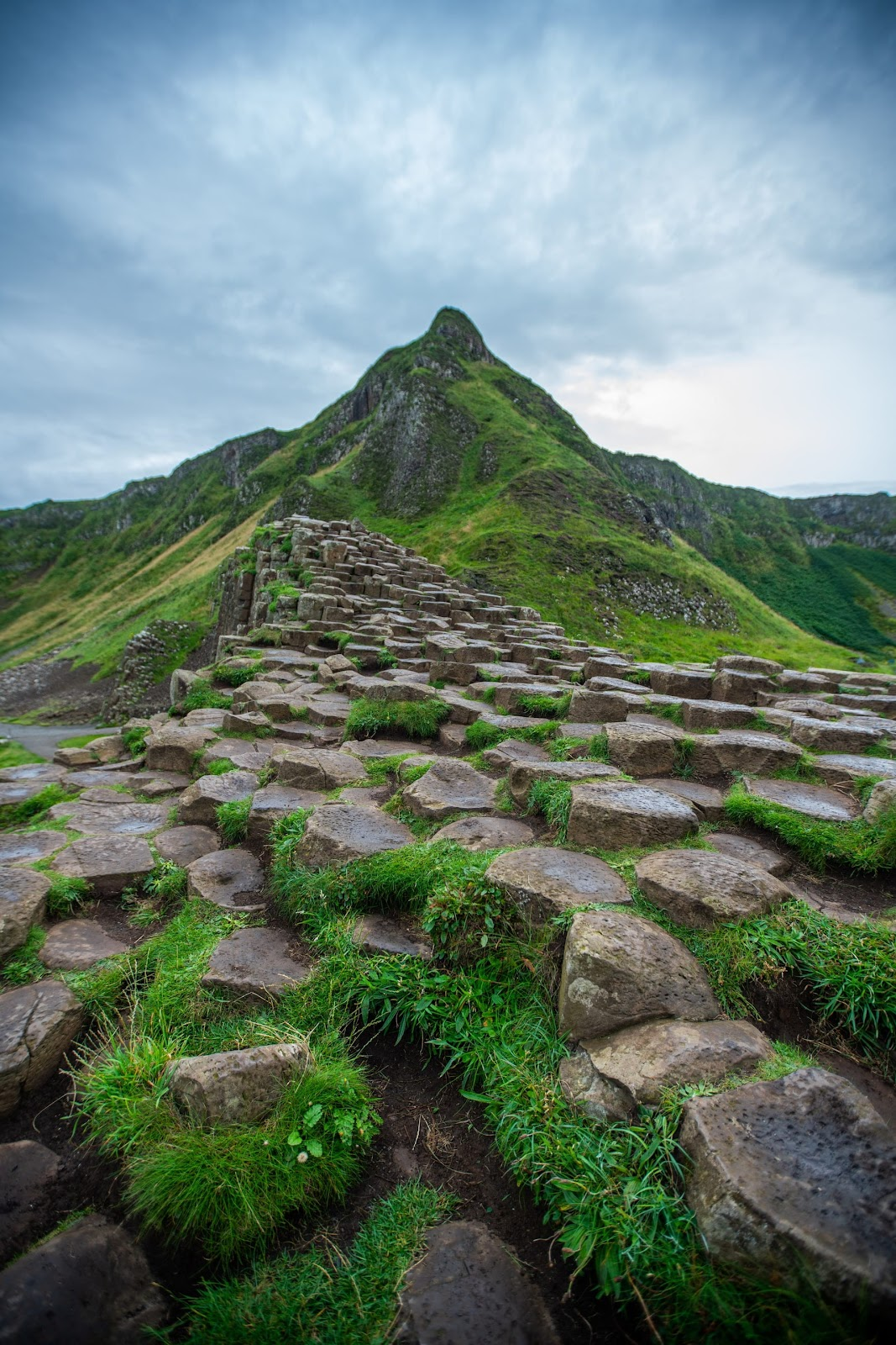 Outdoor places to visit online, Giants Causeway