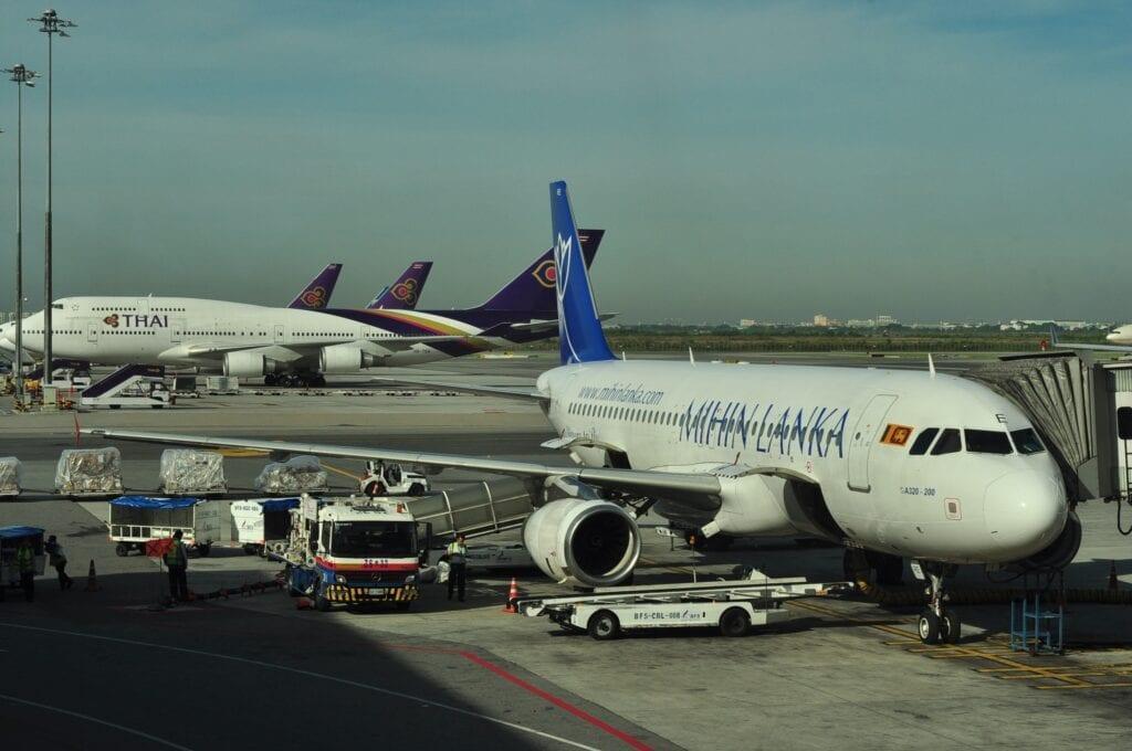 Sri Lanka Airports - Travel Restrictions