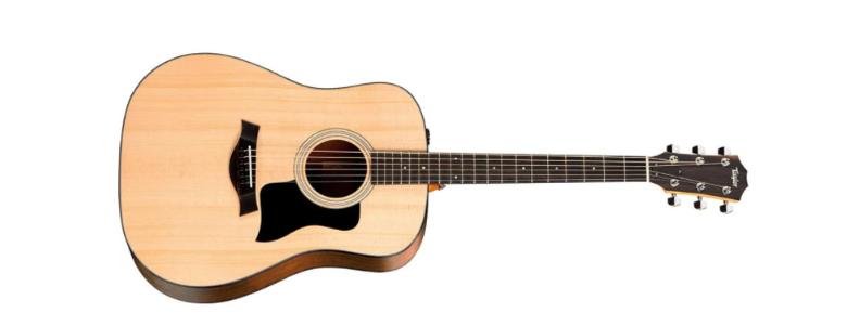taylor guitars 110e. Taylor Guitar Dreadnought