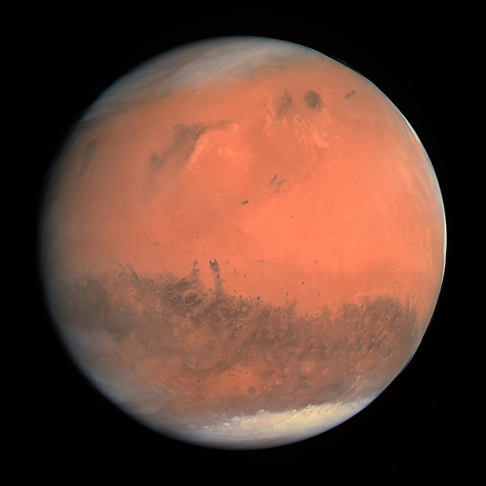 Mars | Facts, Information, History & Definition
